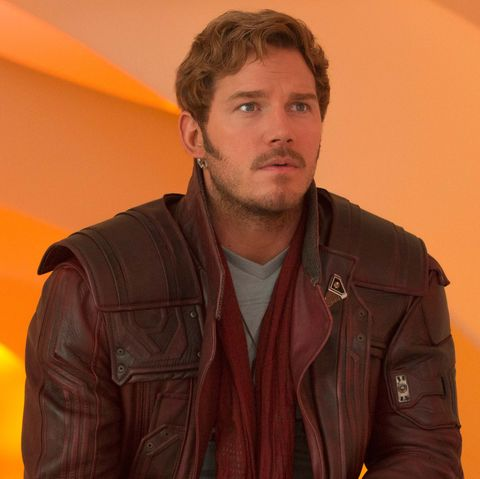 Orange, Facial hair, Jacket, Human, Leather jacket, Leather, Beard, Textile, Fictional character,