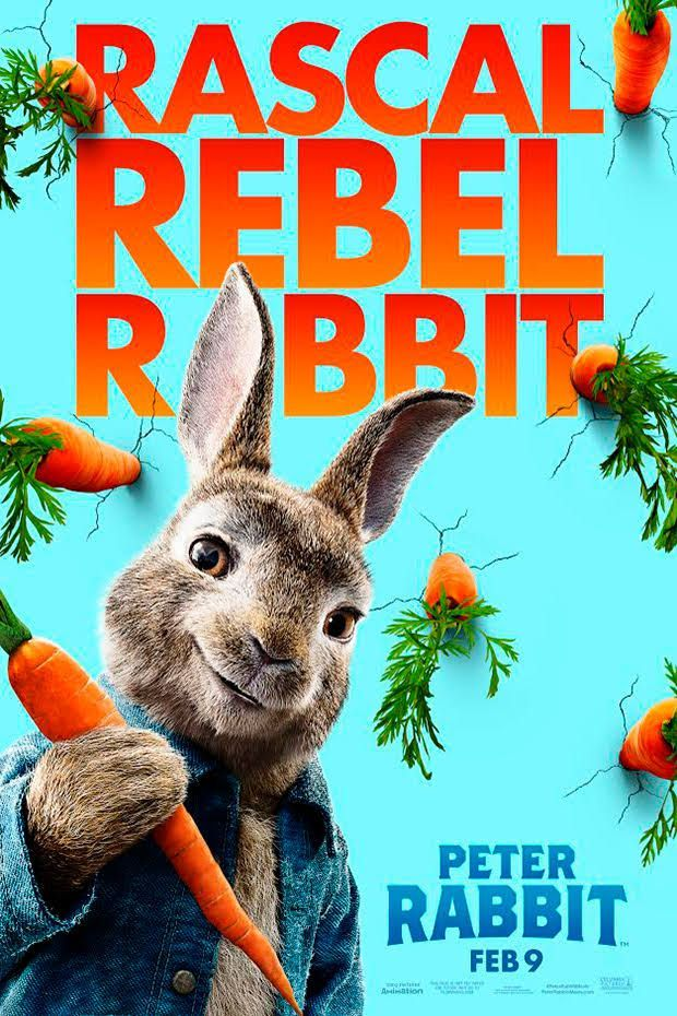 fun easter movie peter rabbit