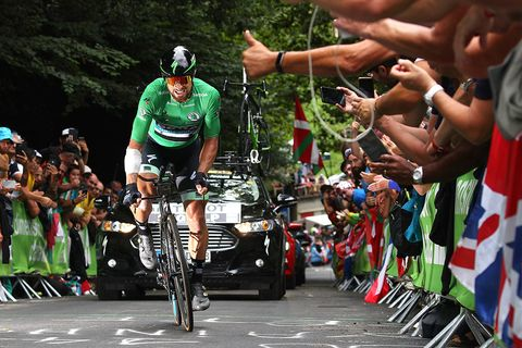 Cycling: 105th Tour de France 2018 / Stage 20