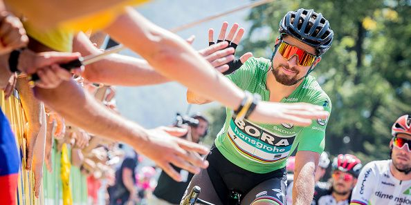 Peter Sagan Separates From Wife Tour De France