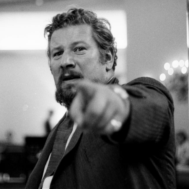 peter ustinov during his stay in madrid, 1964, madrid, spain photo by gianni ferrari  cover  getty images