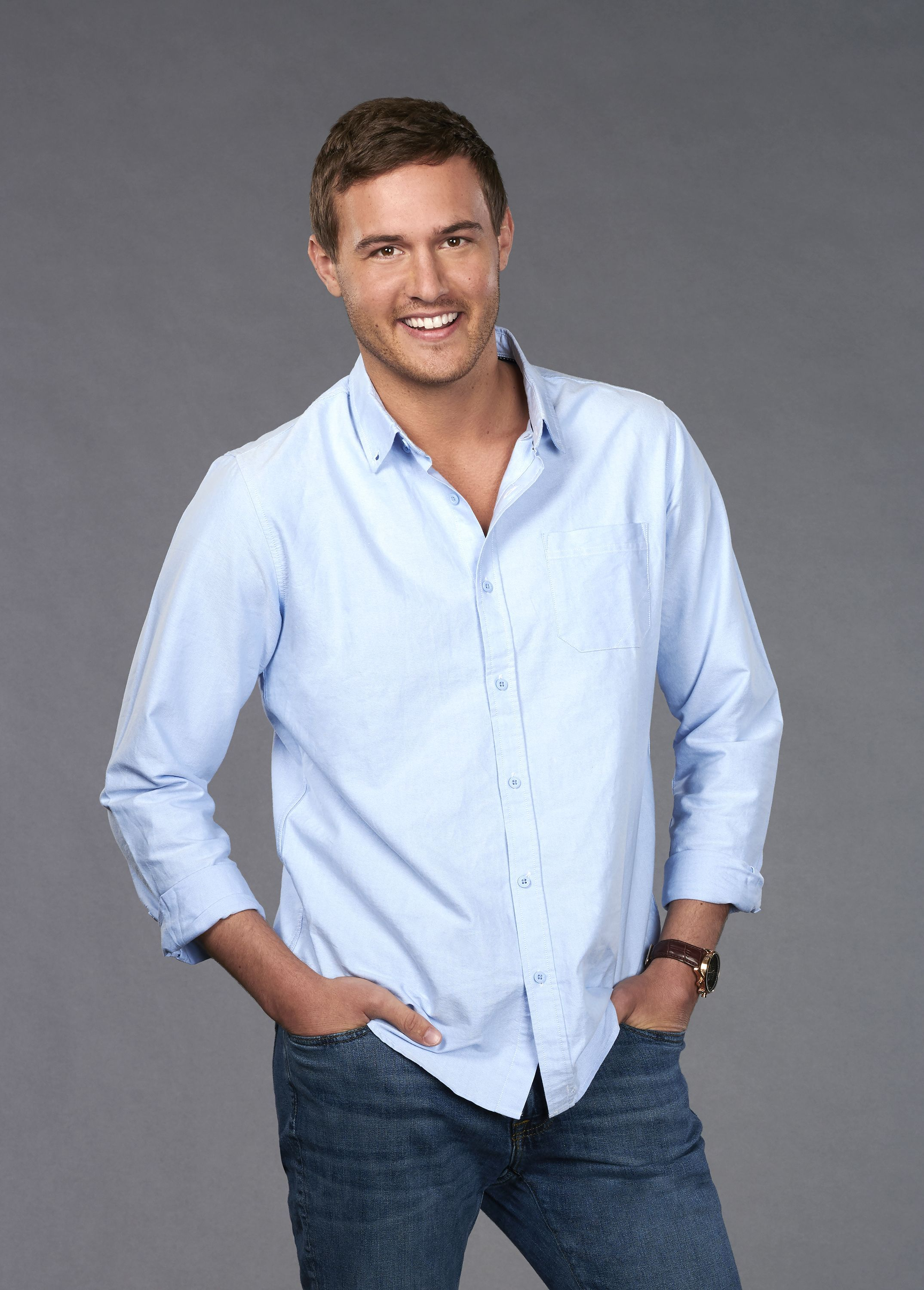 What To Know About The New 'Bachelor,' Pilot Peter Weber