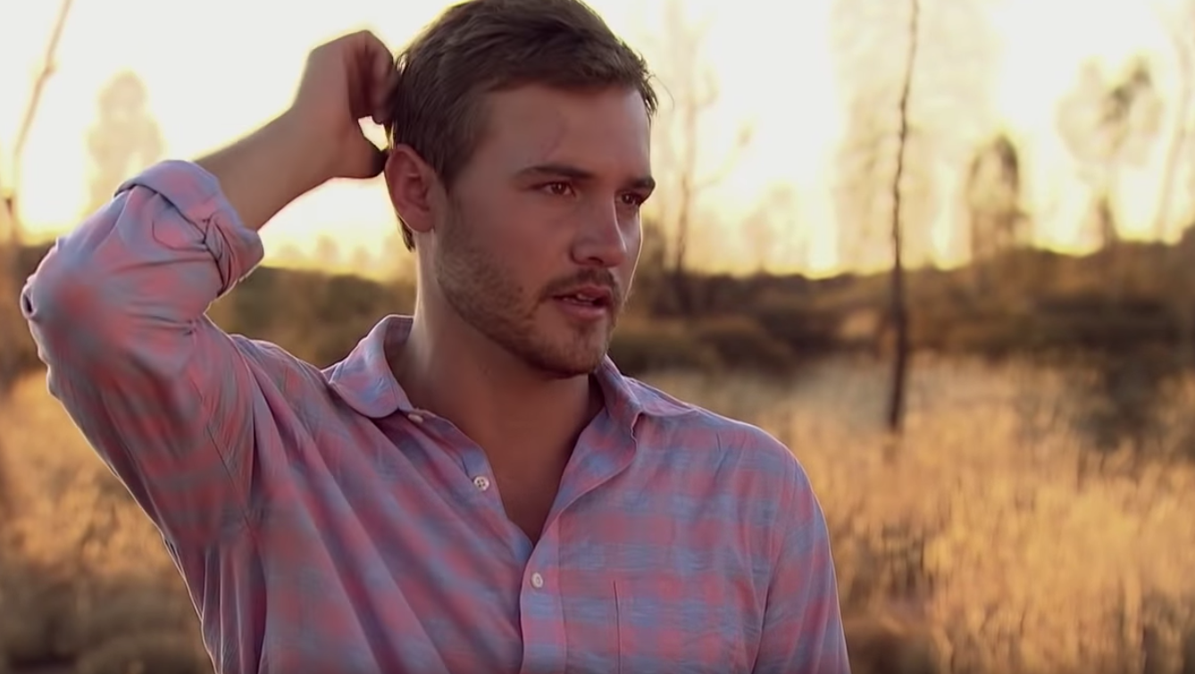 Peter Weber Is a Complete Wreck in 'The Bachelor' Finale