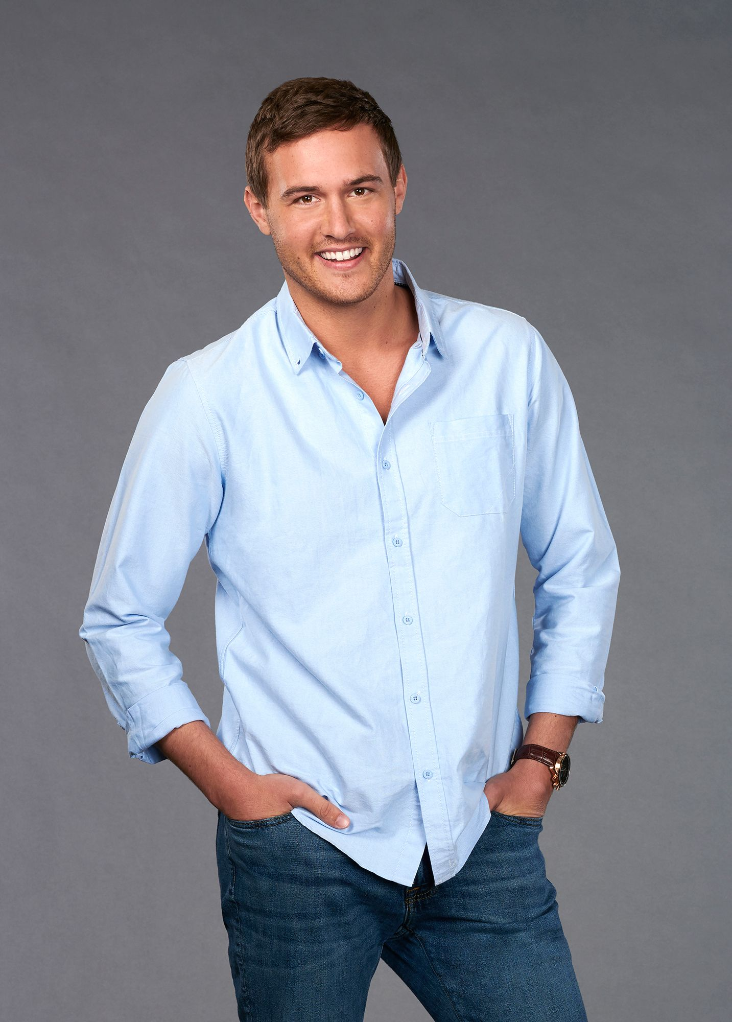 Um, So This Is Apparently the Reason Why Peter Weber Is the Next Bachelor Over Mike Johnson