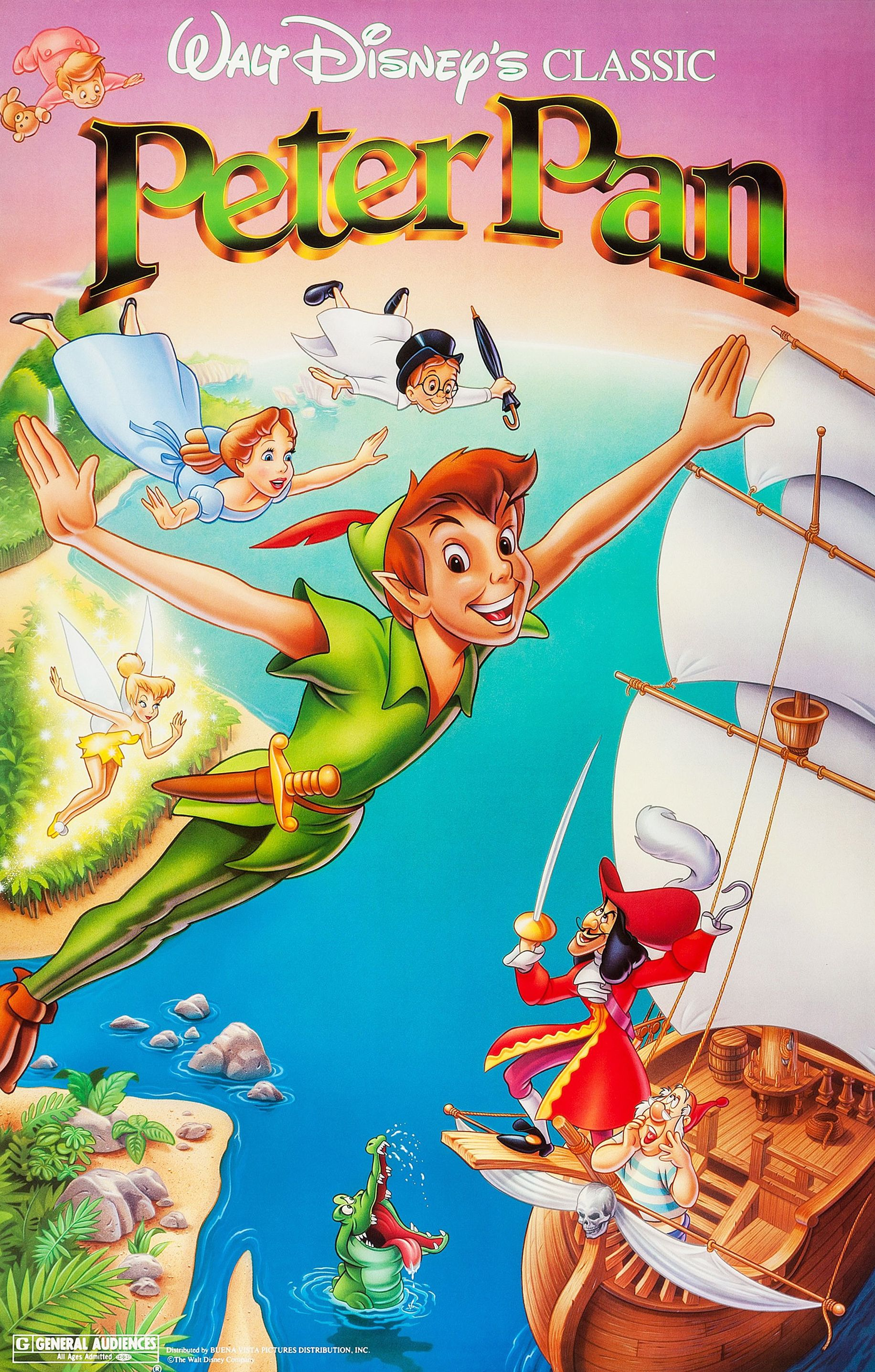 Peter Pan & Wendy: Everything We Know About Disney's Live-Action Remake