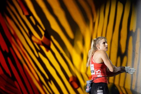 IFSC Climbing World Championships - Day 10: Combined Women's Final