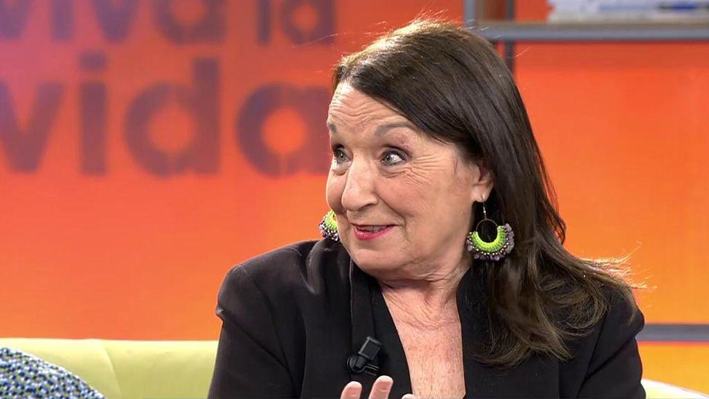 'La que se avecina': Petra Martínez estuvo a punto de dejar la serie