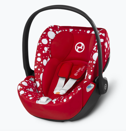 petticoat cloud z i size car seat