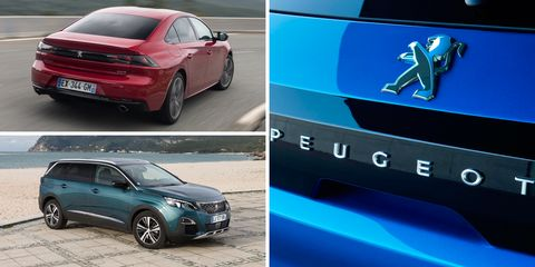 Get to Know the Peugeot Lineup before It Makes Its Return to the U.S.