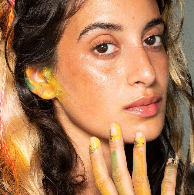 spring summer 2022 makeup trends nyfw