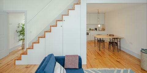 Case gli interni pi belli e originali di case loft e for Case interni bianchi