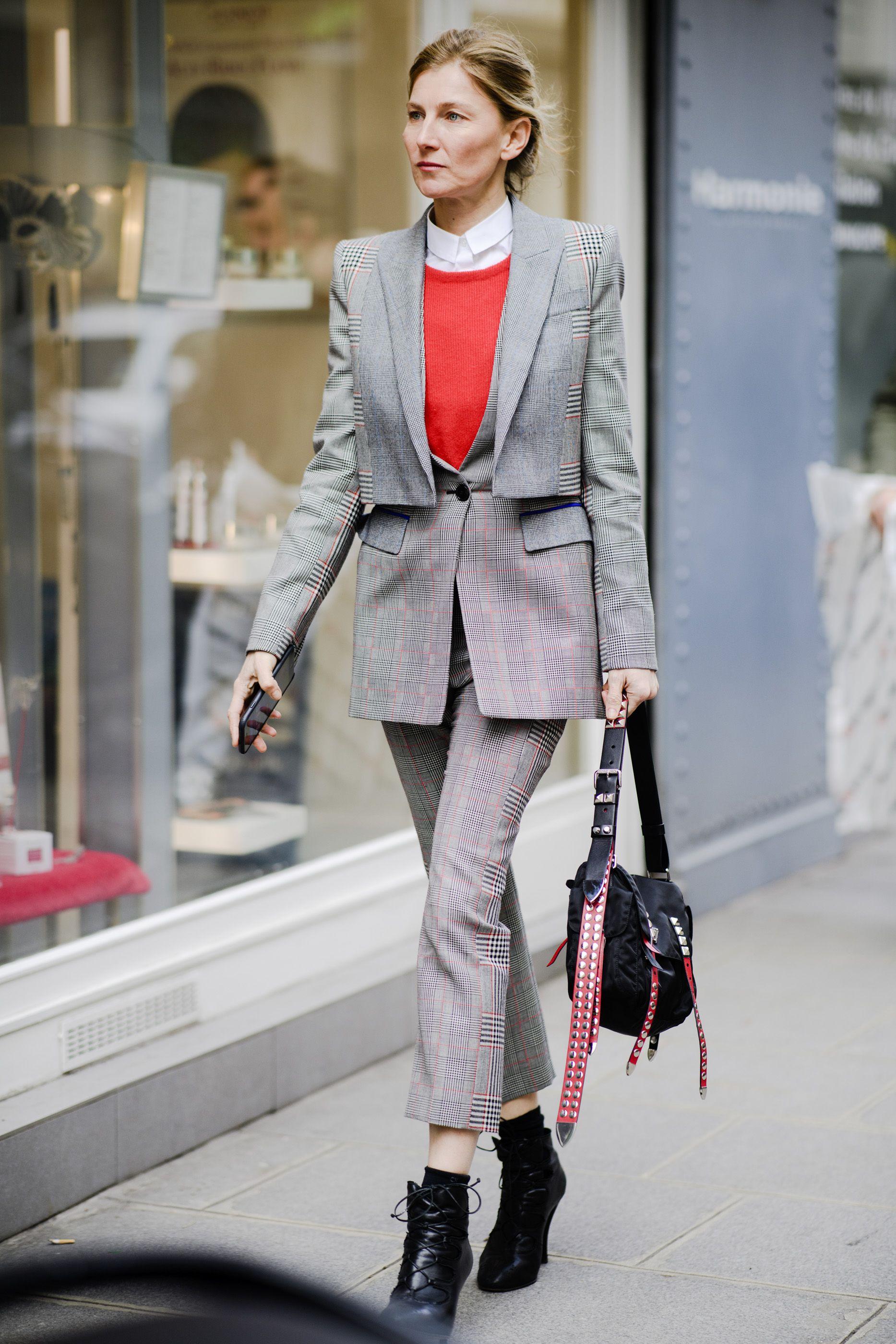Paris Fashion Week Street Style Best Fall 2018