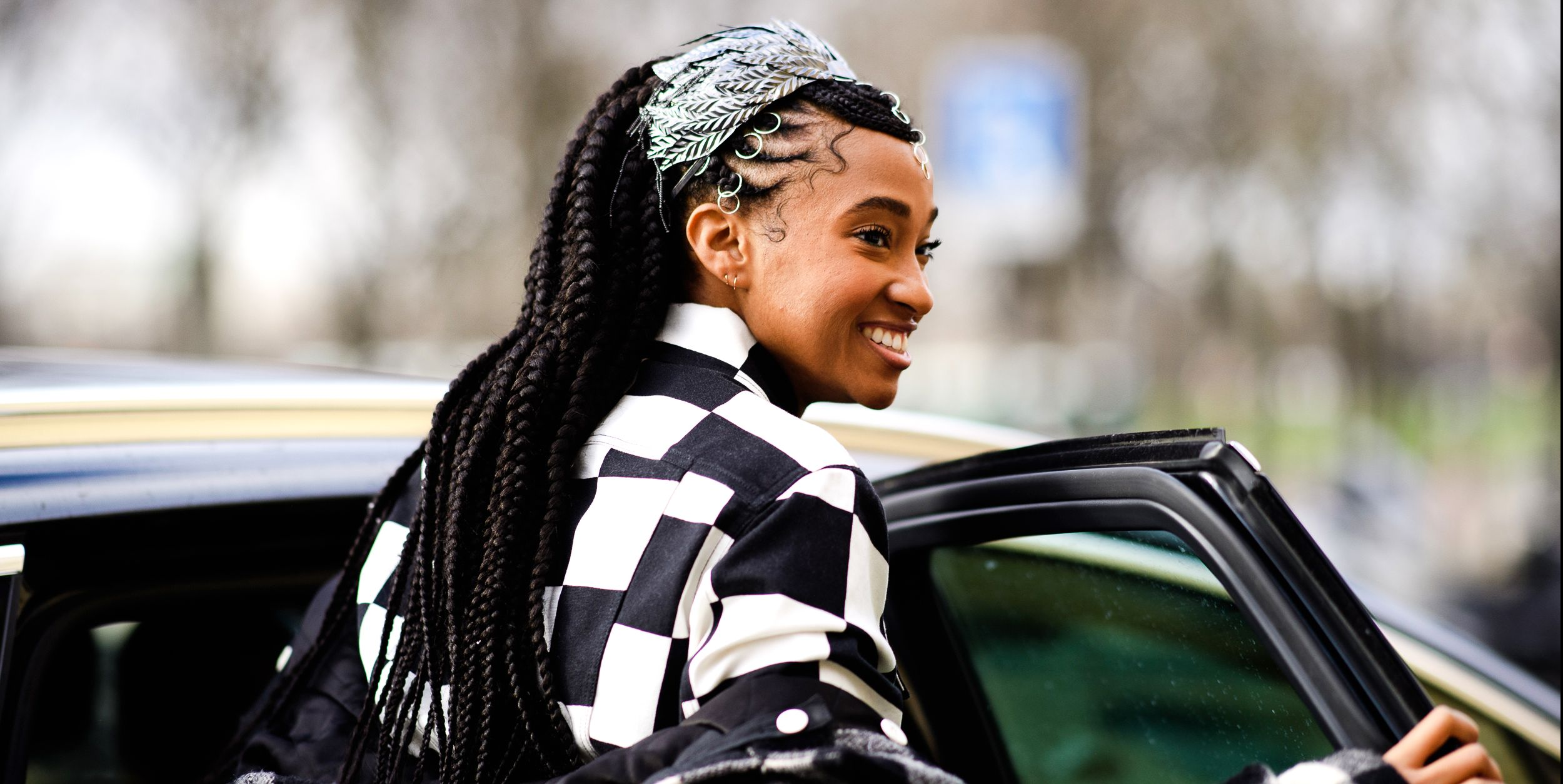 7 Hair Ring Ideas to Dress Up Braids, Buns, and Everything in Between
