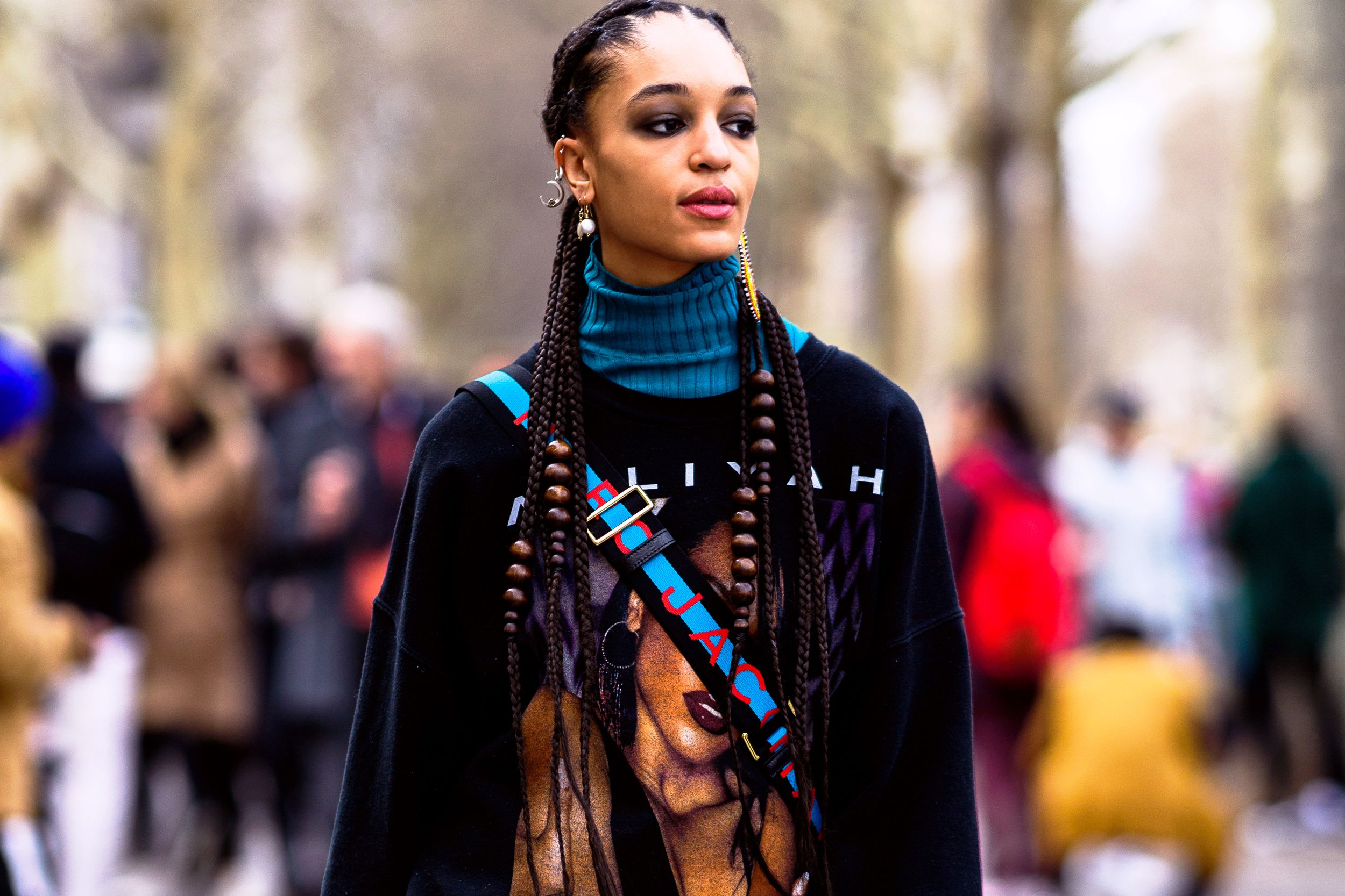 25 Braided Hairstyles for Fall 2019 , Cute Braided