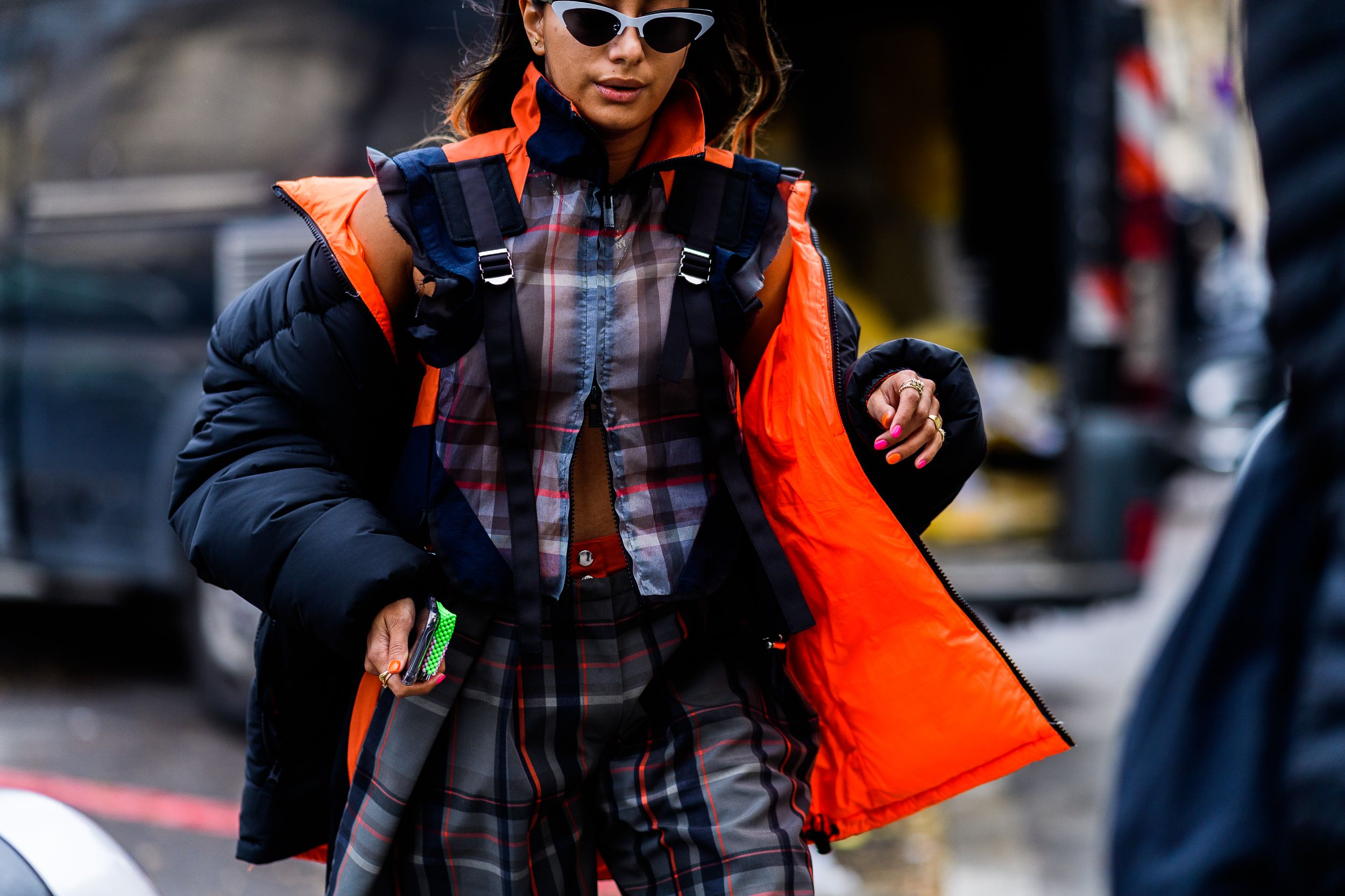 29 Warm Winter Coats to Make You Stand Out in a Crowd of Black Puffers