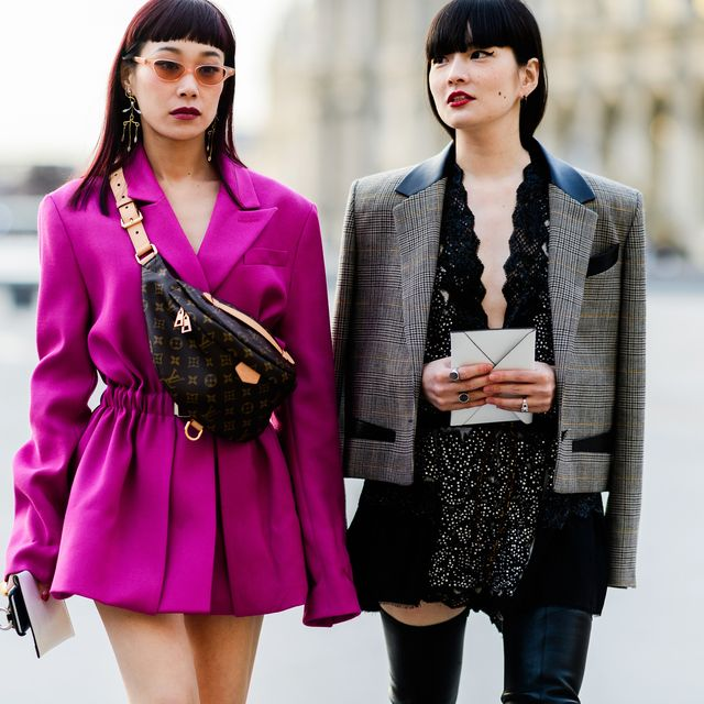 a529047b7e6 Best Street Style at Paris Fashion Week Fall 2019 - Outfit ...