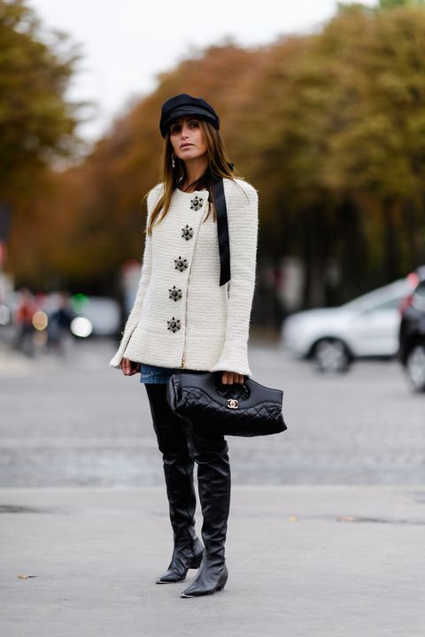White, Street fashion, Clothing, Photograph, Jeans, Fashion, Snapshot, Footwear, Beauty, Knee,