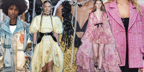 d06827f762 Moda Primavera Estate 2019: le tendenze dalla parigi fashion week