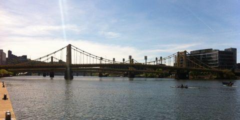 Pittsburgh bridges