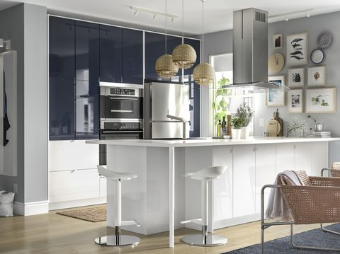 IKEA Kitchen Inspiration: Doors and Drawers