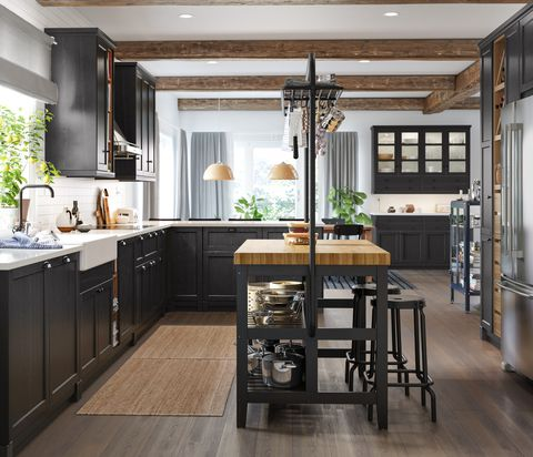 Ikea Kitchen Inspiration Your Guide To Installing A Kitchen Island