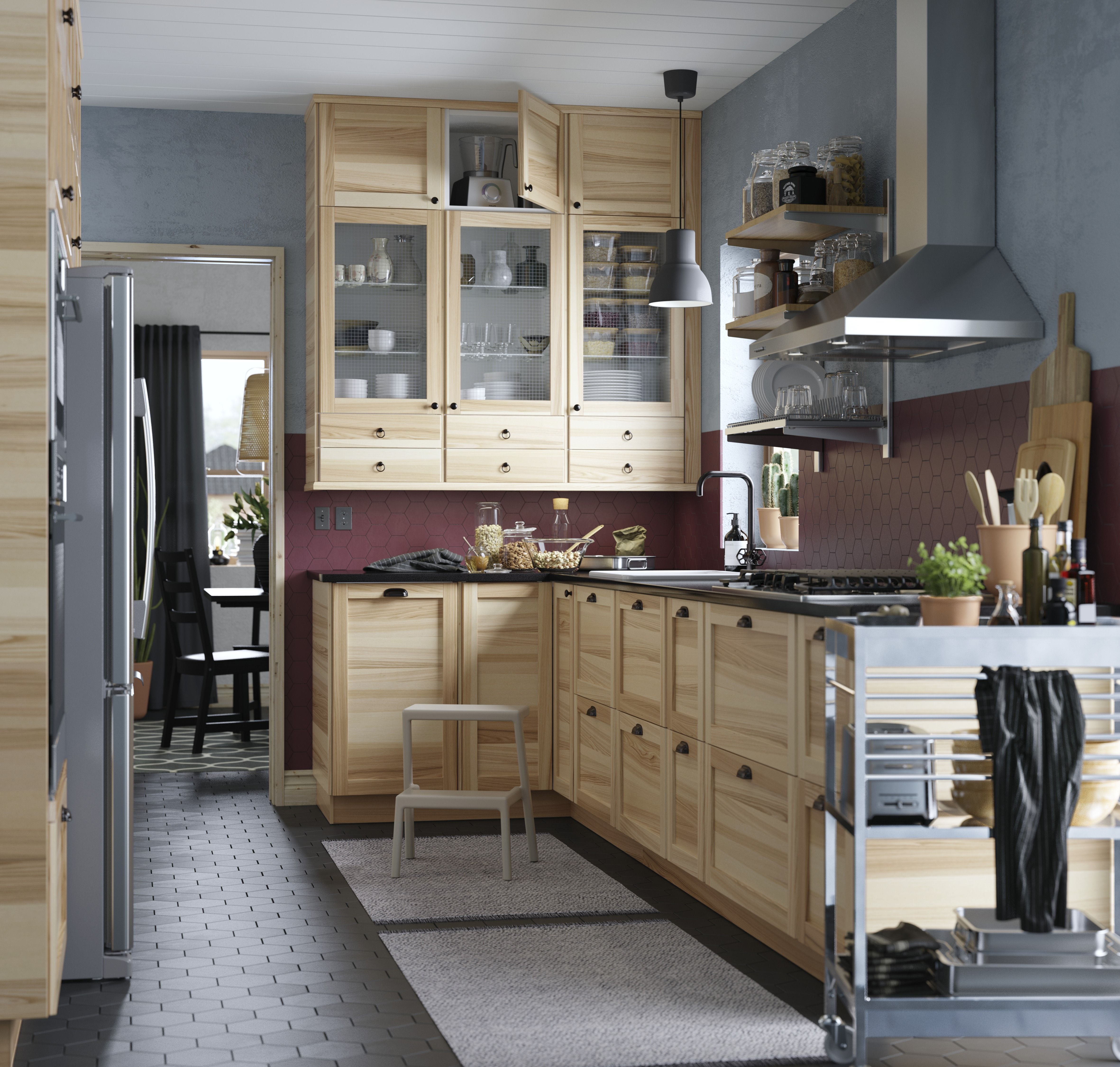 How To Get The Most Out Of Open Shelving In Your Kitchen