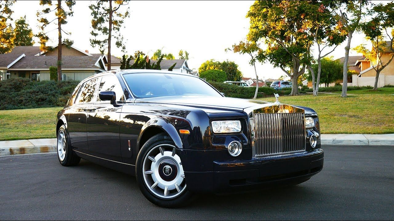 The Best Luxury Deal On Market Right Now Is A Used Rolls Royce Phantom