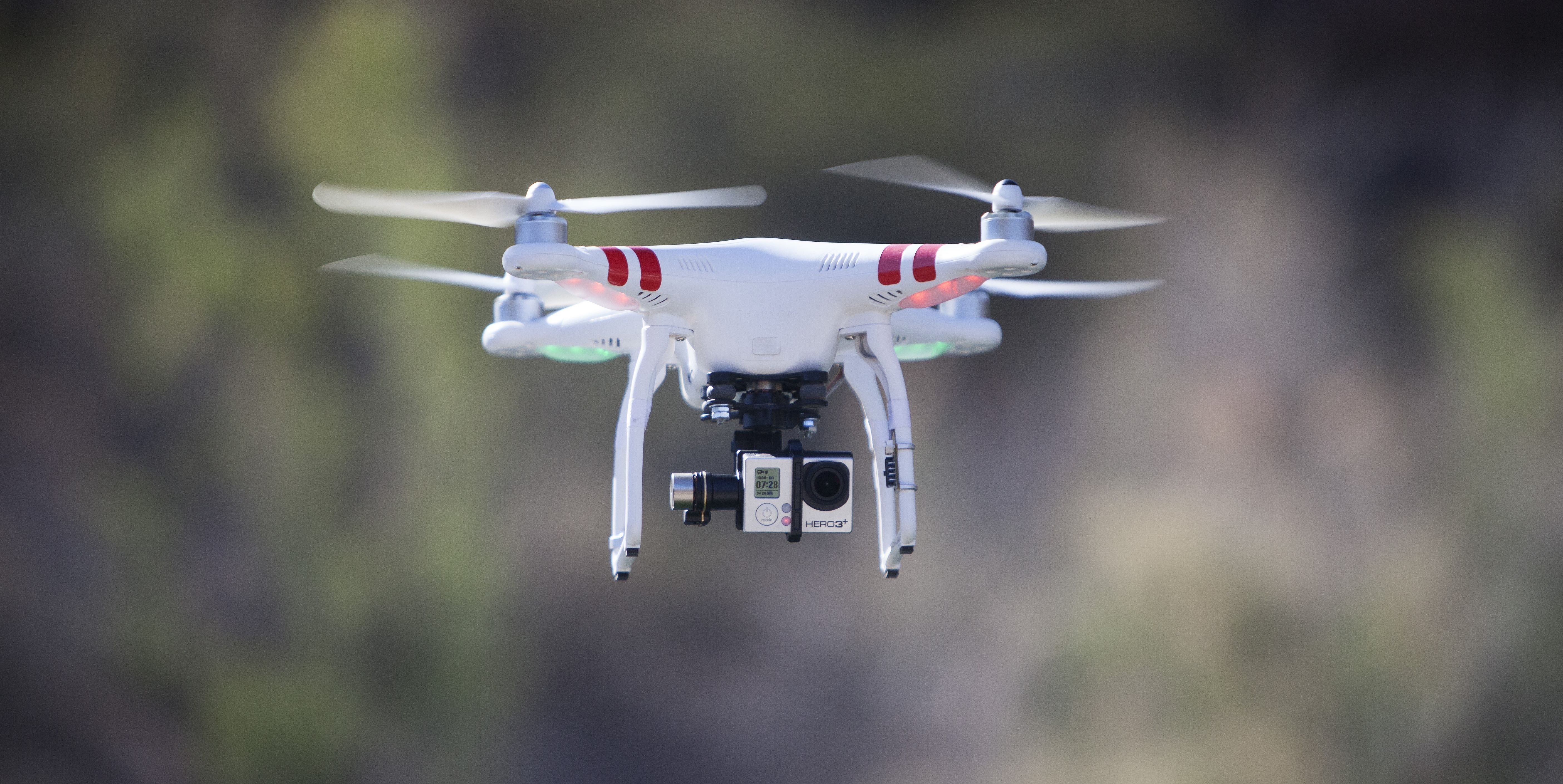 meaning of drone camera