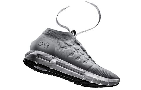 Under Armour HOVR Phantom - Overcast Gray/White