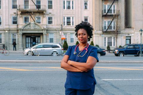 nurse running for office