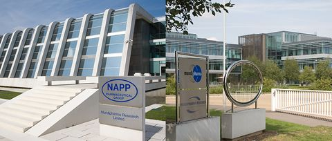 cb0500cc39 Napp is the family s drug company in the UK. Mundipharma is their company  charged with developing new markets.