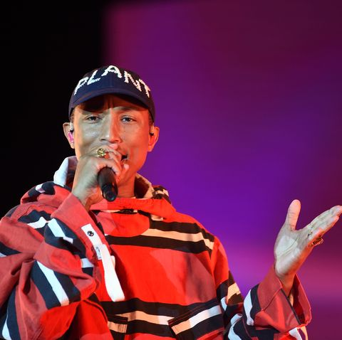 pharrell williams performs at moon and stars festival in locarno