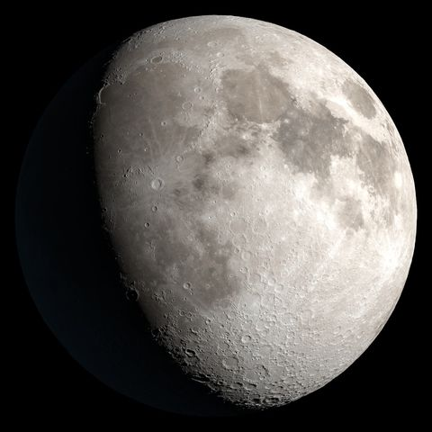 Moon, Astronomical object, Atmospheric phenomenon, Astronomy, Black-and-white, Sphere, Sky, Monochrome, Celestial event, Monochrome photography,