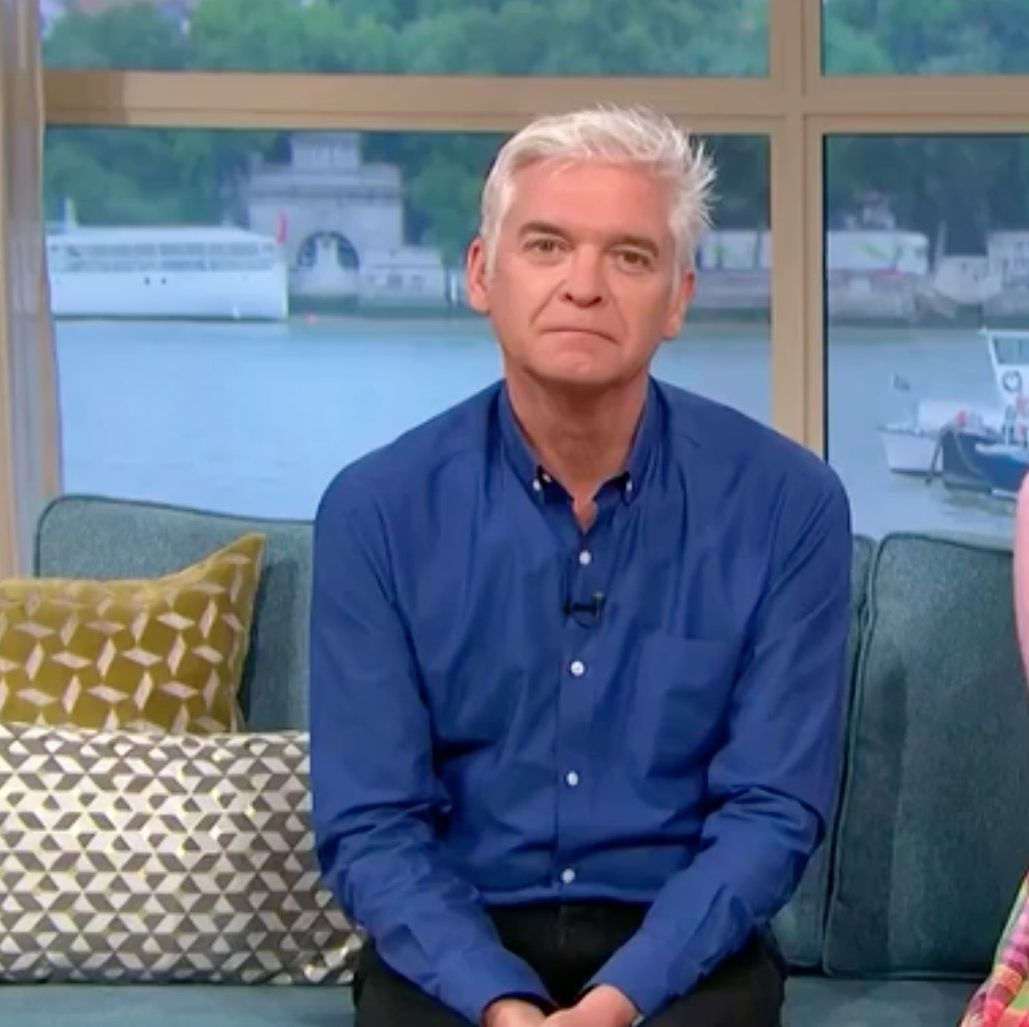 This Morning's Phillip Schofield awkwardly cuts off Loose Women – and Ruth Langsford does not look happy
