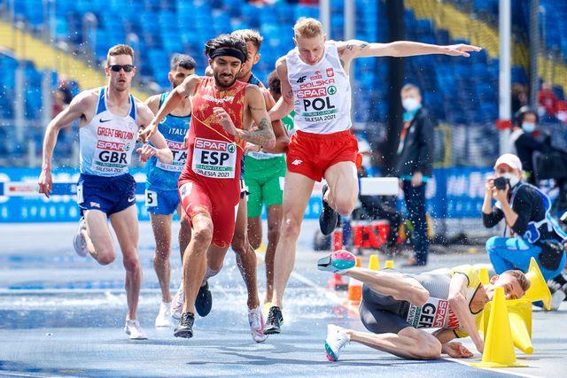 atletas españoles clasificados para los juegos olímpicos de tokio en atletismo