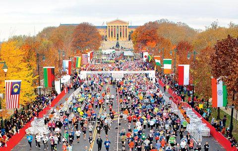 Philadelphia Marathon image