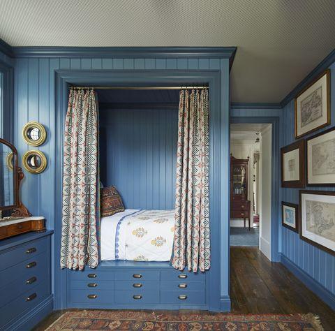 philip mitchell blue bedroom nova scotia veranda