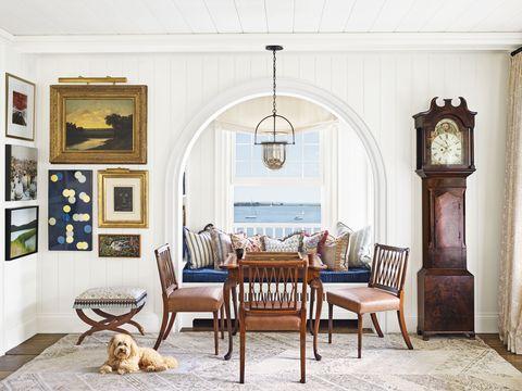 Step Inside Designer Philip Mitchell S 18th Century Seaside Cottage