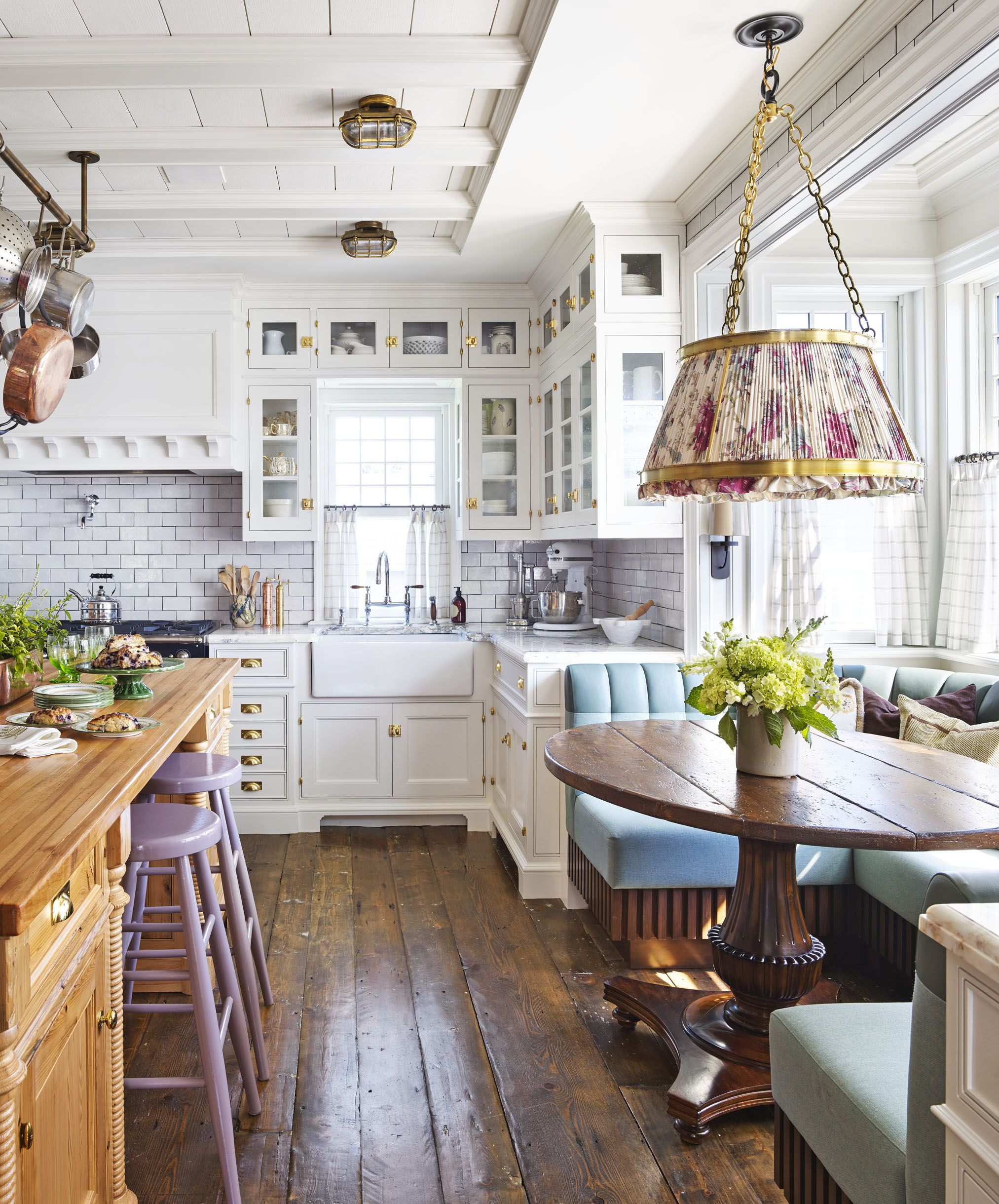 33 Best White Kitchen Ideas