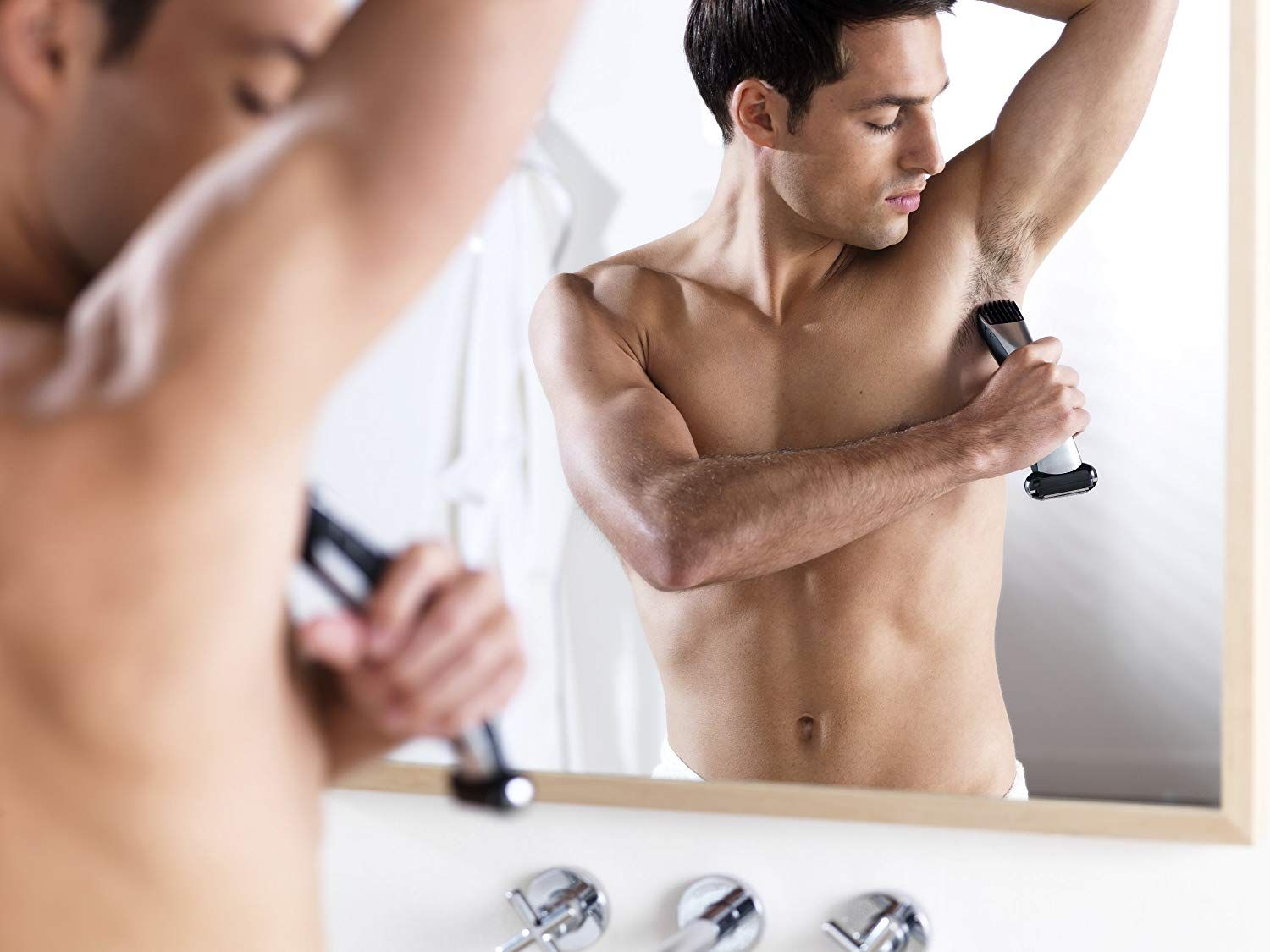 Down guys shaving there Manscaping for