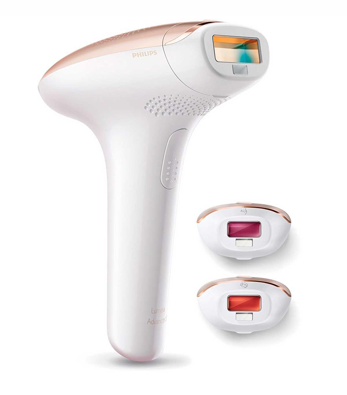 Philips Lumea Advanced SC1999/00, depiladora de luz pulsada para lucir unas piernas perfectas todo el año, en Amazon.