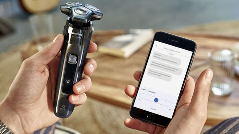 groomtribe app para afeitadora