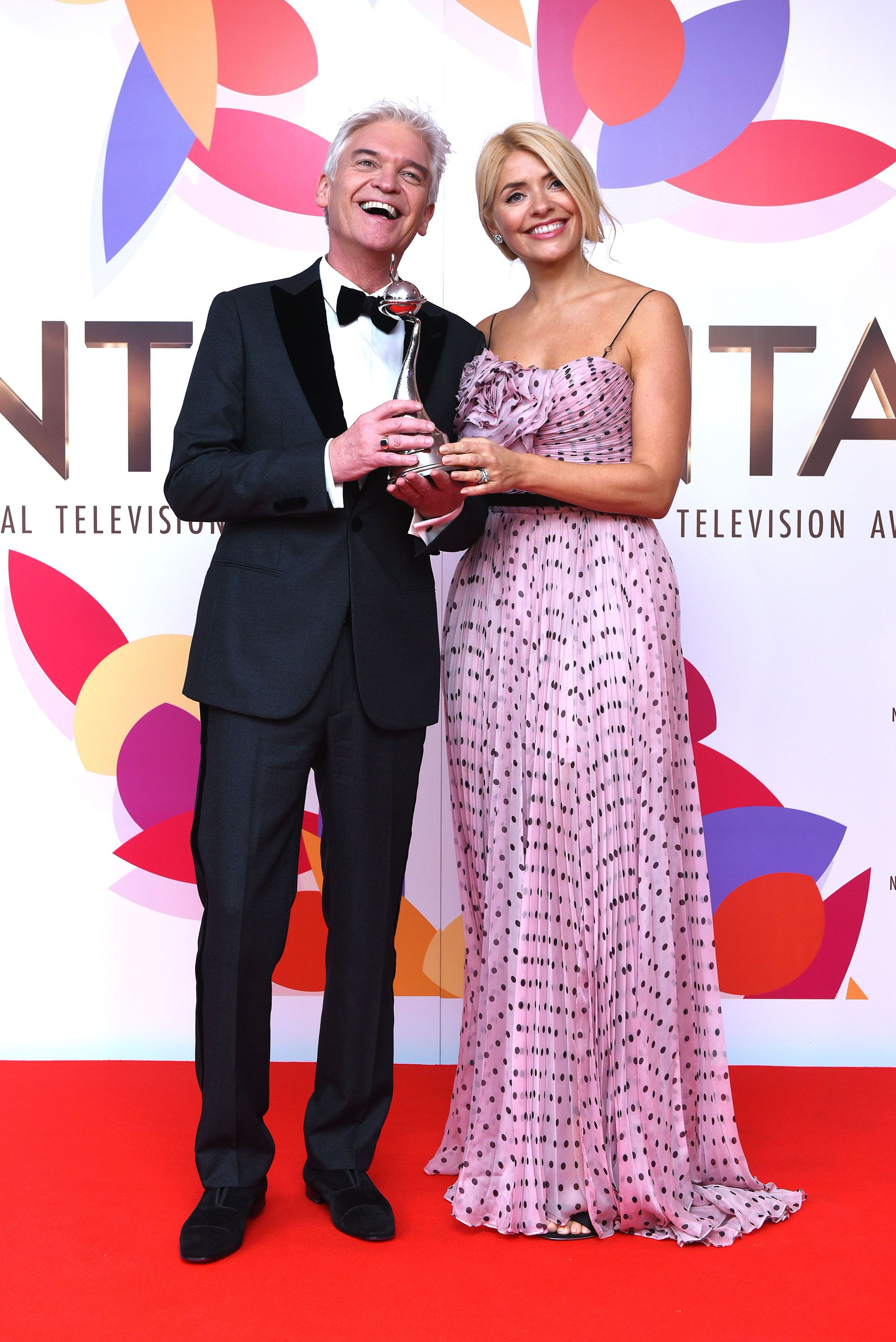 ITV denies This Morning feud between Phillip Schofield and Holly Willoughby