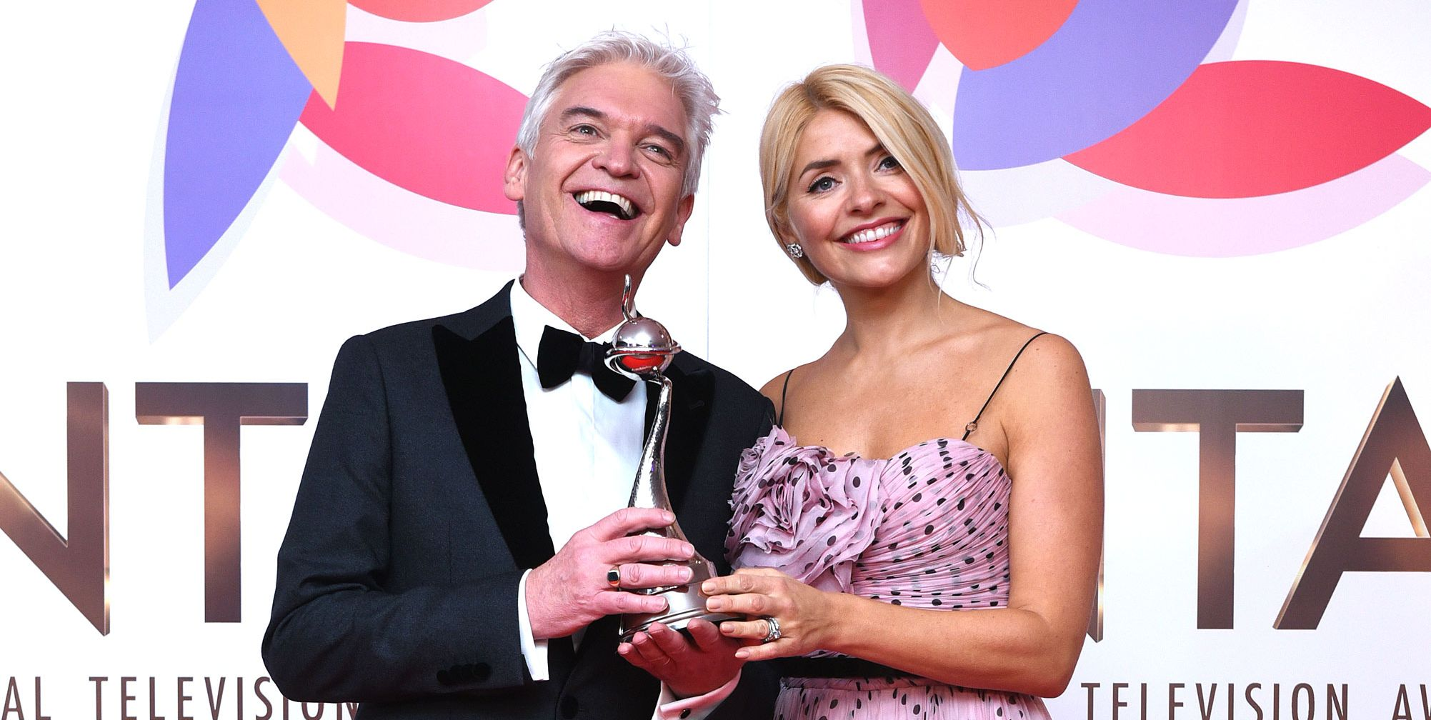Phillip Schofield, Holly Willoughby NTA win, This Morning