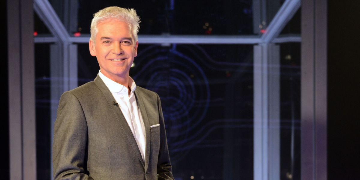 This Morning's Phillip Schofield shares behind-the-scenes pictures from set of The Cube reboot