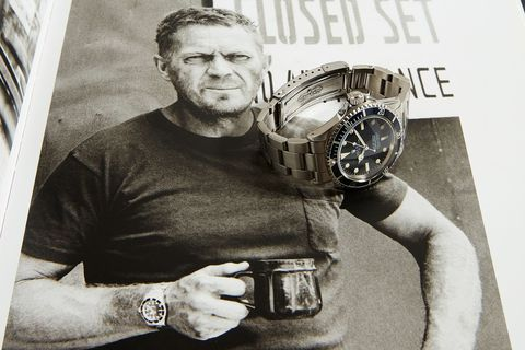 Steve Mcqueen S Most Famous Rolex Is Up For Auction