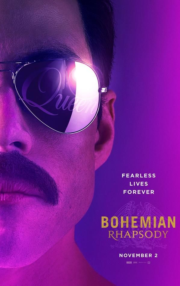 Resultado de imagen para bohemian rhapsody poster