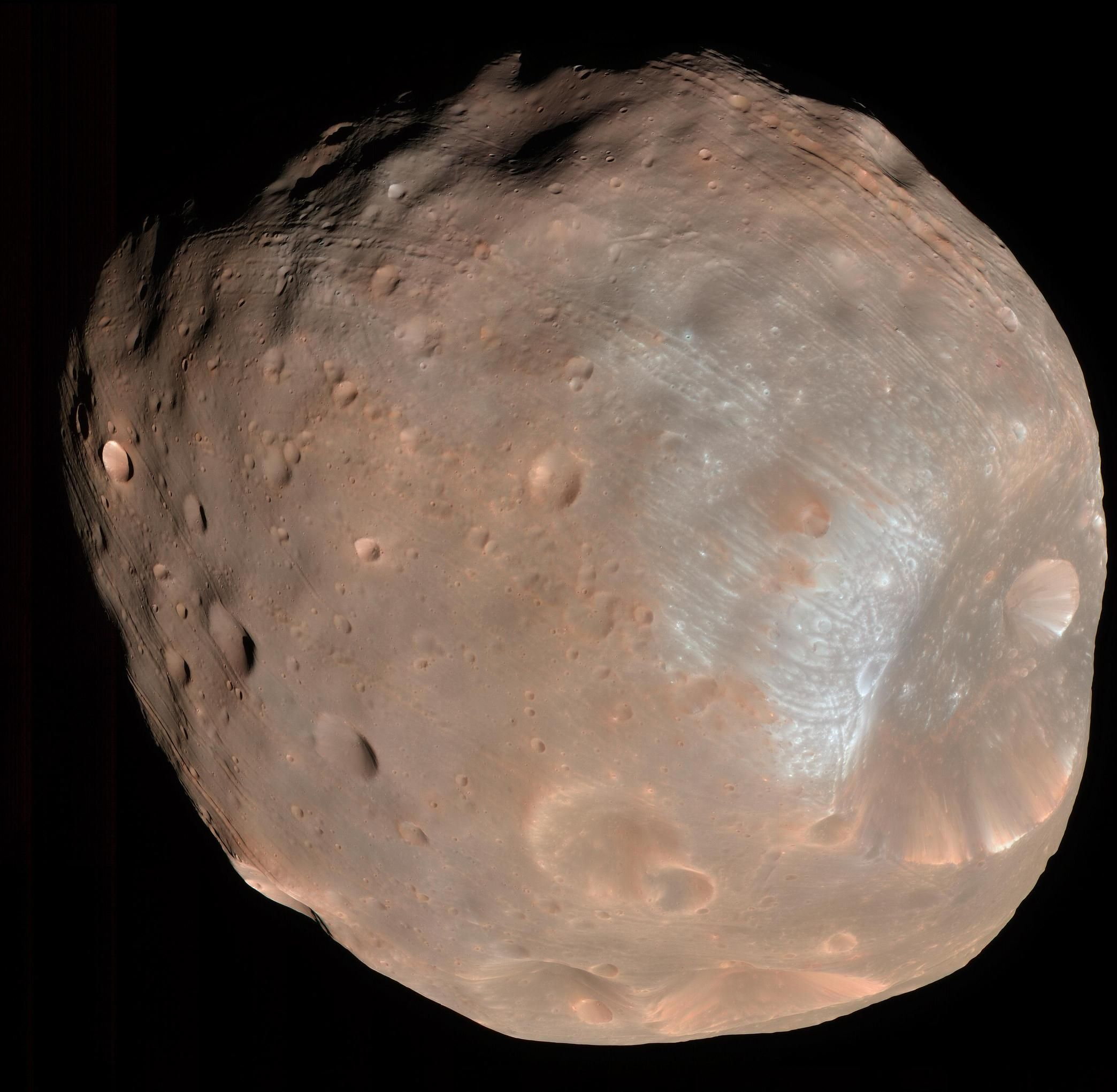JAXA Is Going To Land on Phobos, the 14th Best Moon in the Solar System