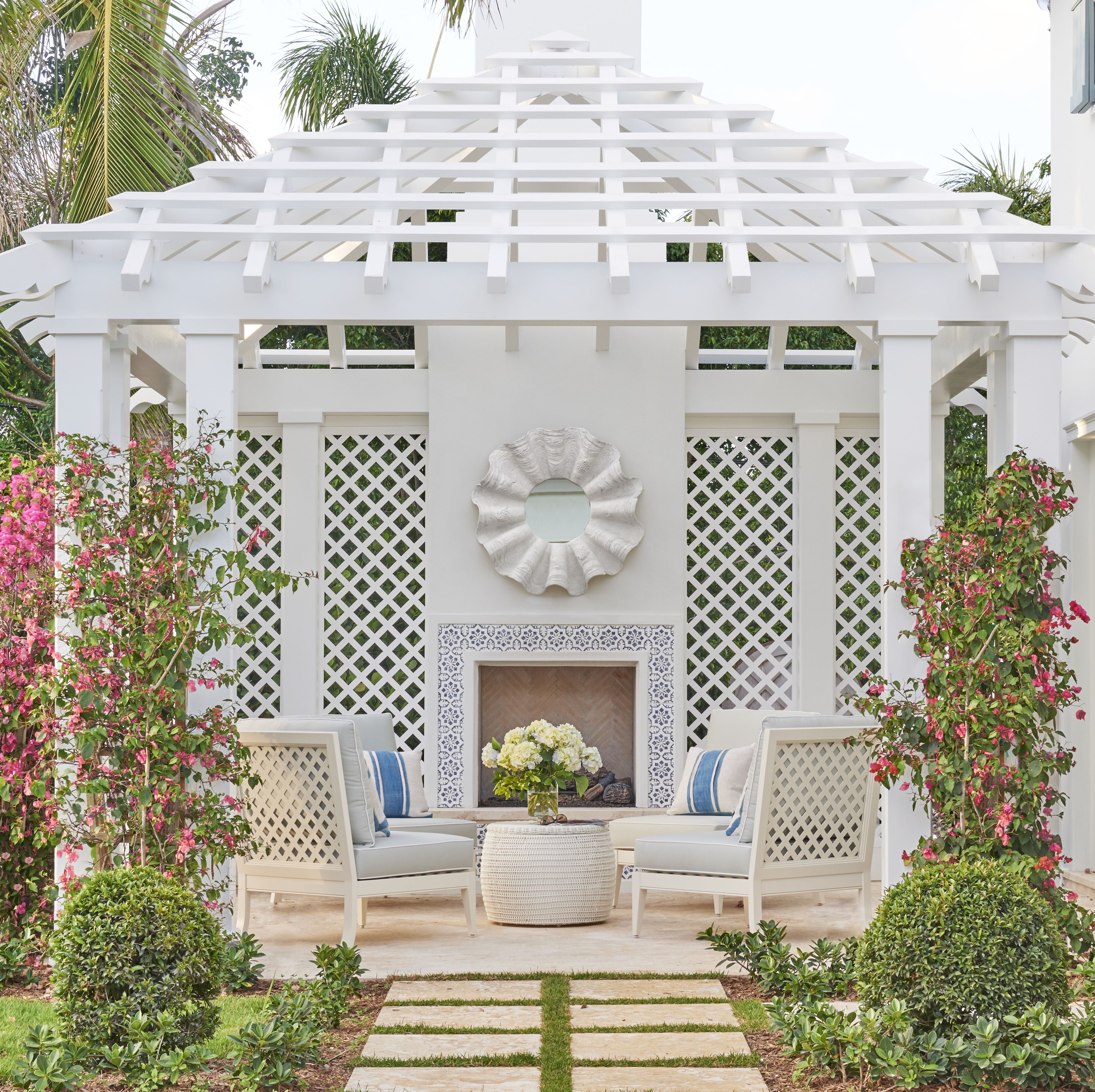 20 Designer Patio Ideas for A Summer Outside