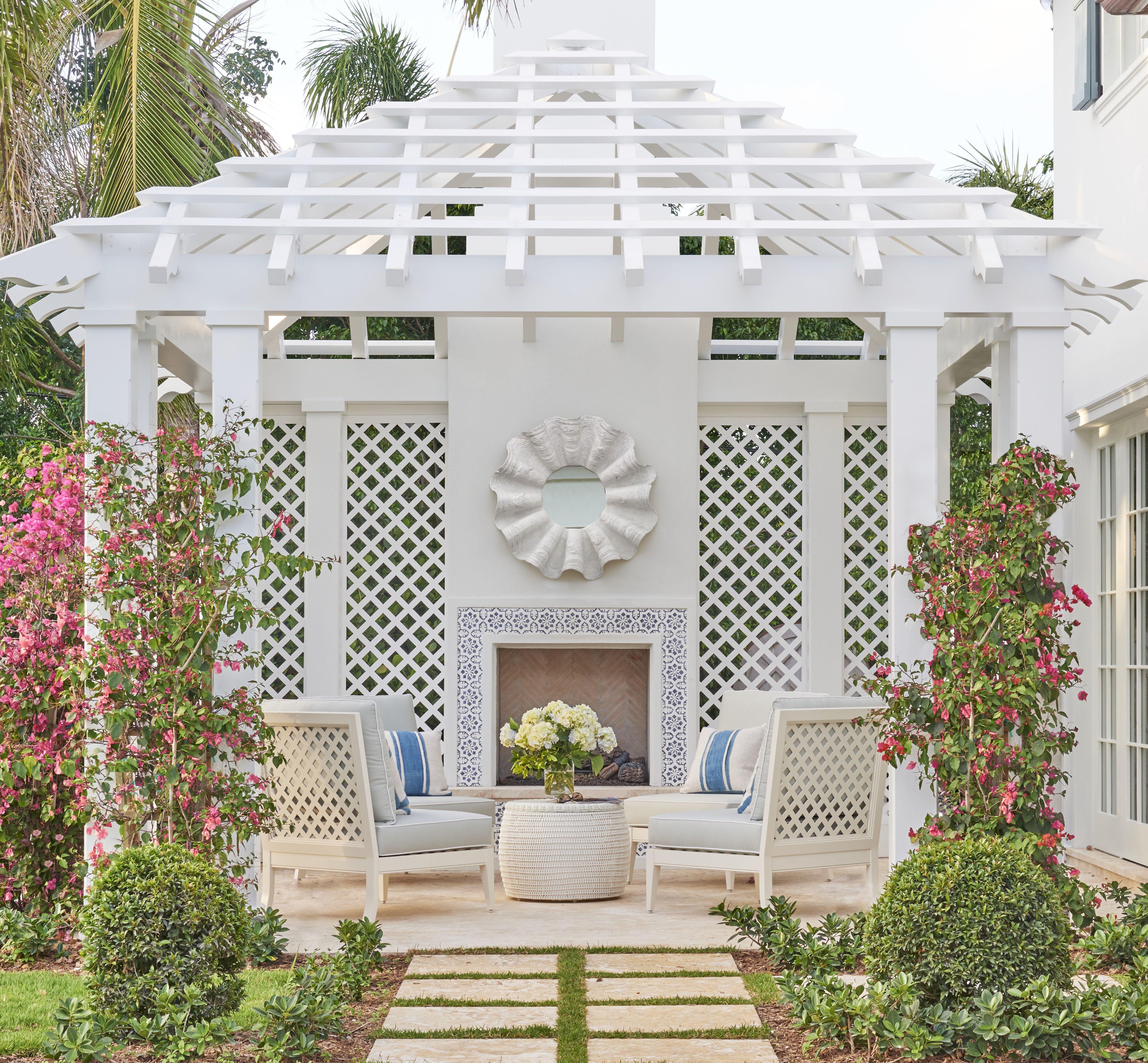 20 Patio Ideas For A Beautiful Backyard   Designer Backyard ...